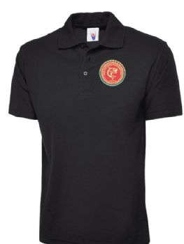 STF EMBROIDERED POLO SHIRT